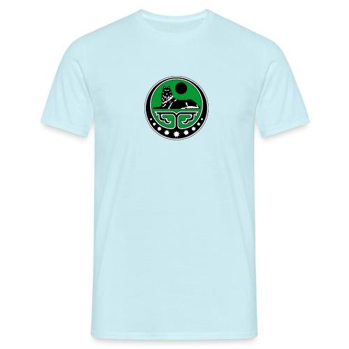 600px Chechen Republic of Ichkeria variant of arms - Männer T-Shirt