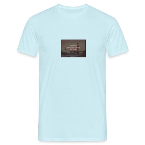 Explorer - Männer T-Shirt