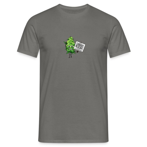 cannabis medicinal - T-shirt Homme
