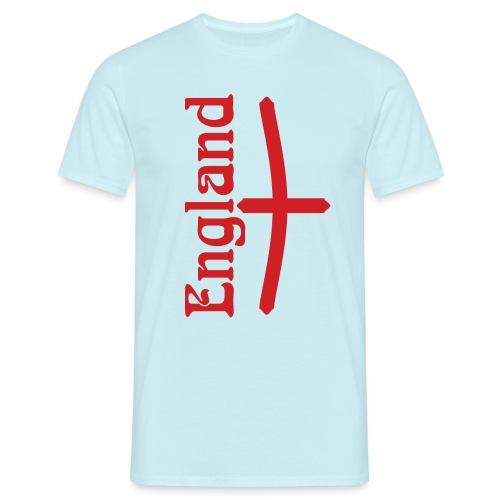 England motif - Men's T-Shirt