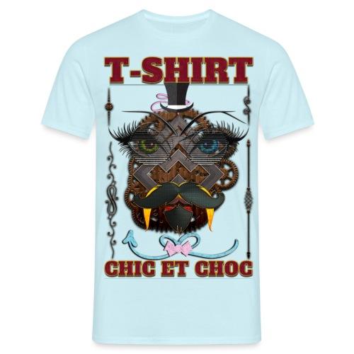 T-shirt chic et choc - T-shirt Homme