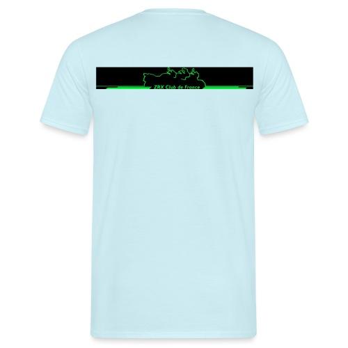 Sigle vert PNG zrxcdf - T-shirt Homme