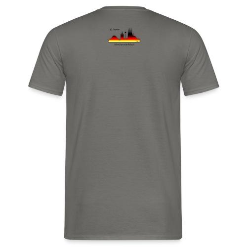 Humdaumundso png - Männer T-Shirt