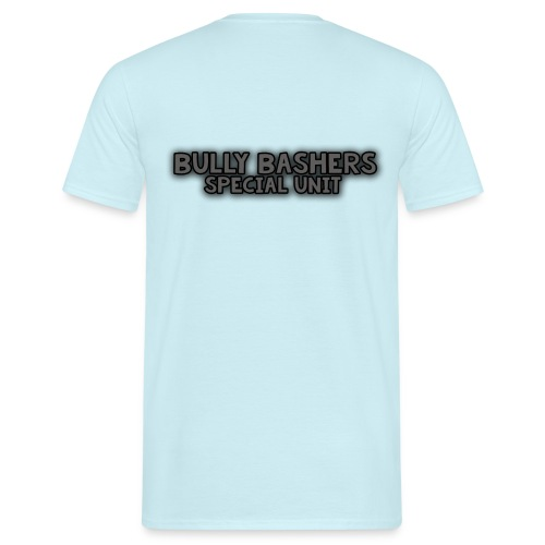 BULLY BASHER SPECIAL UNIT - Men's T-Shirt
