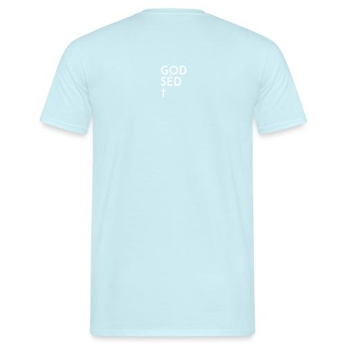 God sèd cross svg - T-shirt Homme