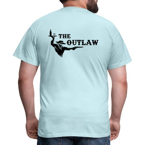 outlaw saloon - T-shirt Homme