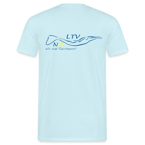 LOGO NOELTV FERTIG png - Männer T-Shirt