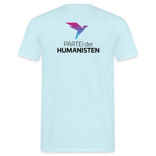 Statement Logo - Männer T-Shirt