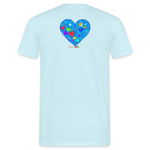 HerzensOpa - Männer T-Shirt