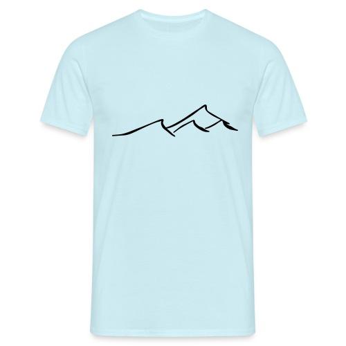 Pfalzlust mountains - Männer T-Shirt
