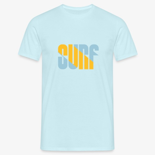 Surf 2 - Männer T-Shirt