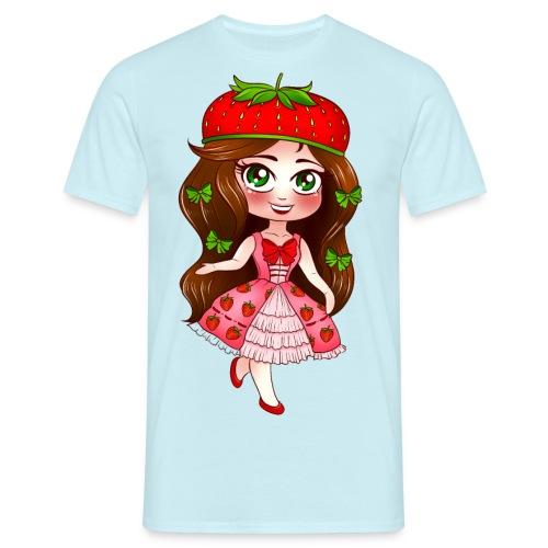 KIRIA FRAGOLA - Maglietta da uomo