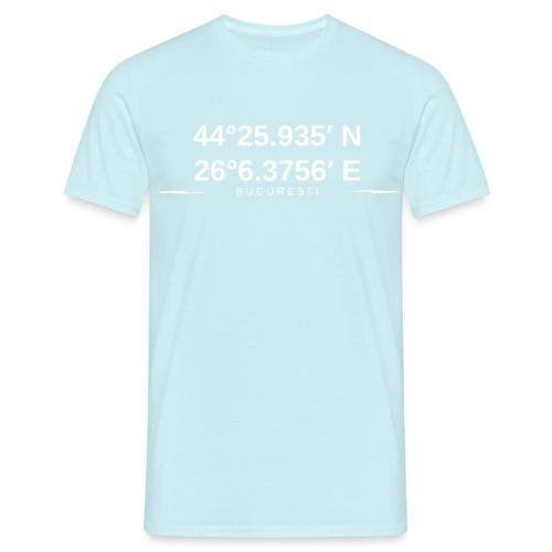 Bucarest - T-shirt Homme