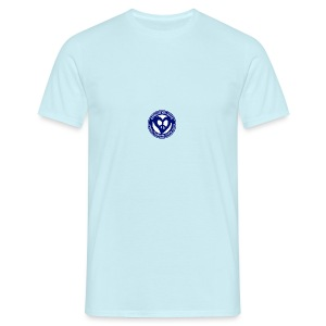 THIS IS THE BLUE CNH LOGO - Men's T-Shirt