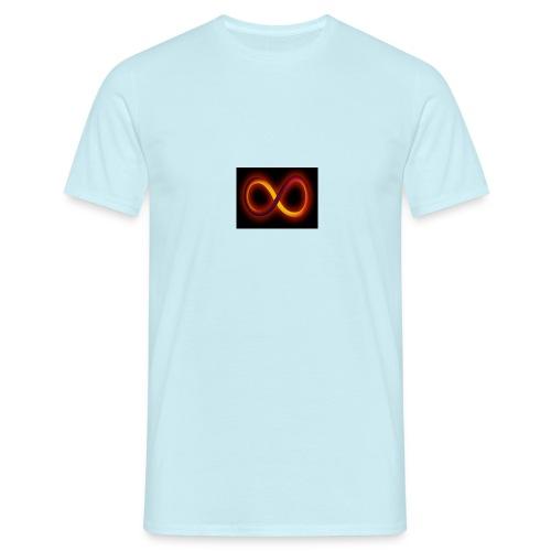 Símbolo del infinito refleja tu equilibrio - Camiseta hombre