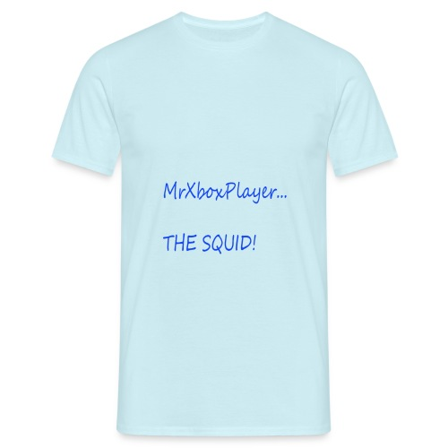 MrXboxPlayer The SQUID - Men's T-Shirt