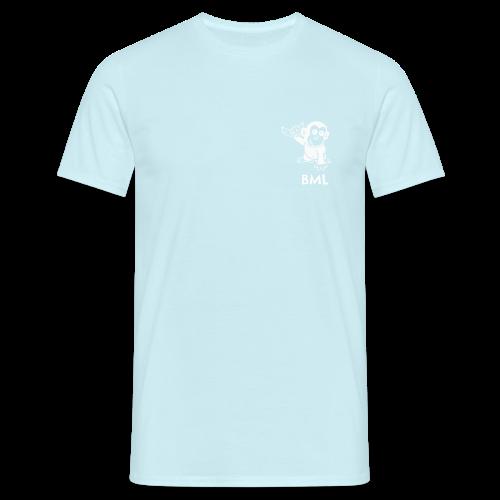 BestMonkeyLearning Logo - Men's T-Shirt