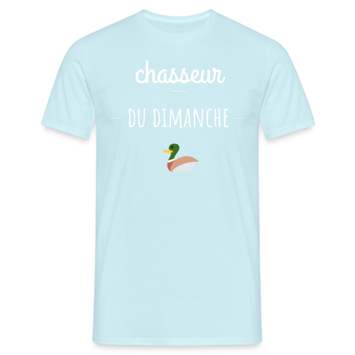 chasseur - T-shirt Homme