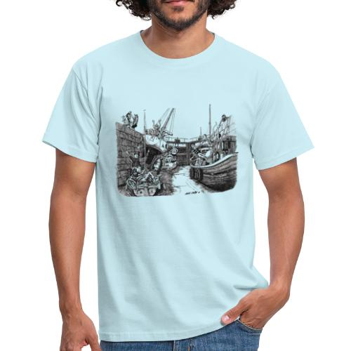 Göta Kanal - T-shirt herr