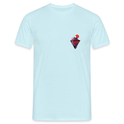 Mont Fuji 02 - T-shirt Homme