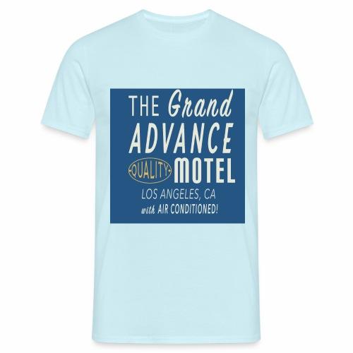 ADVANCE MOTEL - T-shirt Homme