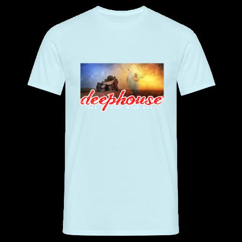 deep house - Männer T-Shirt