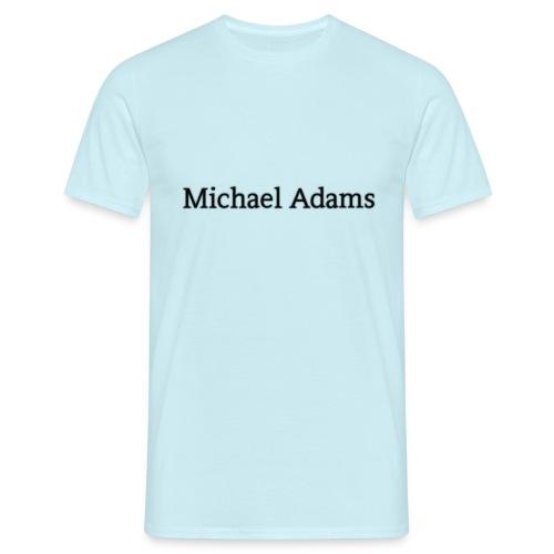 Michael Adams - Men's T-Shirt