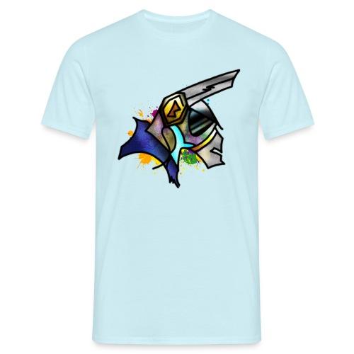 Logo Officiel Dj BenJ 47 - T-shirt Homme
