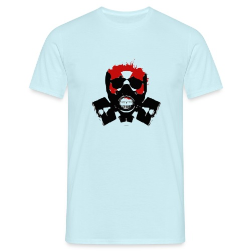isolated - Mannen T-shirt
