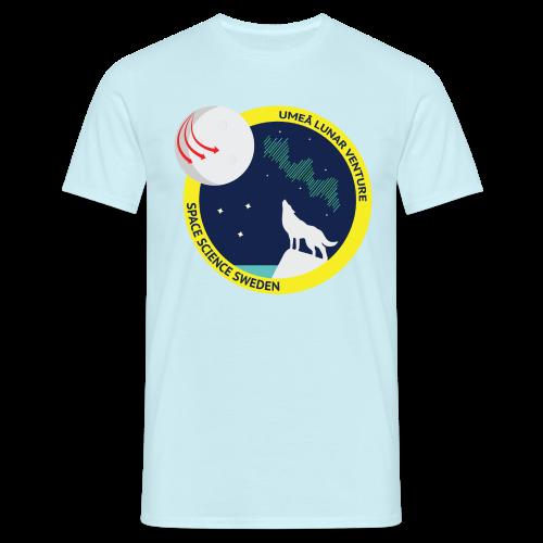 ULV - Umeå Lunar Venture - T-shirt herr