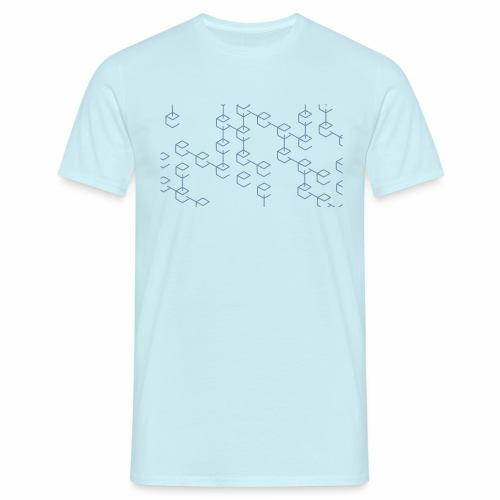 blockchain - T-shirt Homme