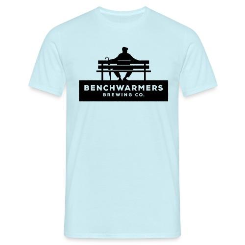 Benchwarmers logo - T-shirt herr