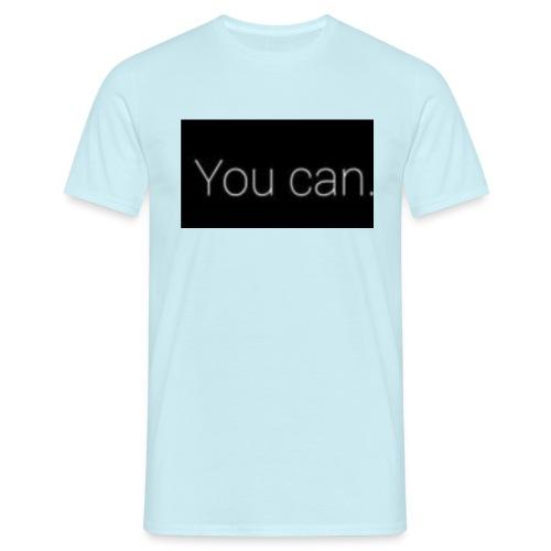 Dhdjgrrhrhjdj - Mannen T-shirt