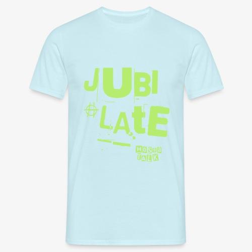 Jubilate-Hoodie - Männer T-Shirt