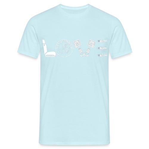 Love Alfa - Maglietta da uomo
