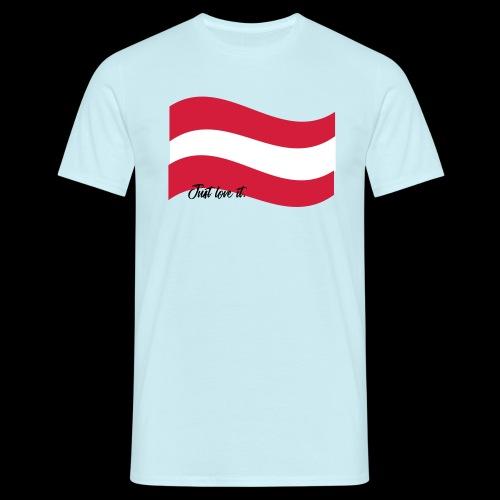 JustLoveIt - Männer T-Shirt