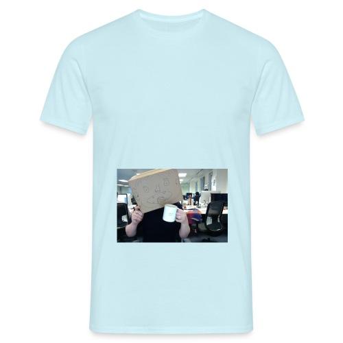 Box Head Mugins - Men's T-Shirt