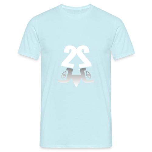 2J Logo - Herre-T-shirt
