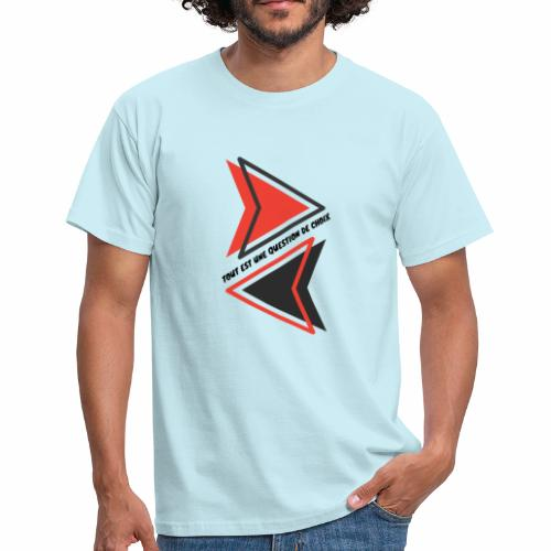 LE CHOIX - T-shirt Homme