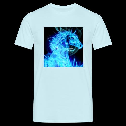Wild n Free - Männer T-Shirt