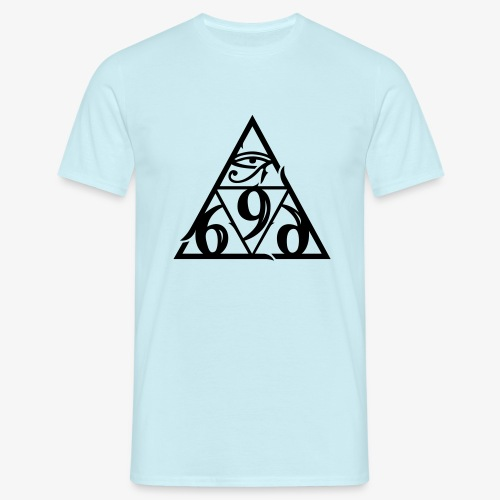 Triple Six Records Logo - Mannen T-shirt