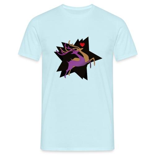 Couple Deer - Männer T-Shirt