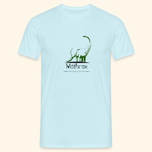 logo mathrax - T-shirt Homme