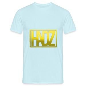 HADZ (Yellow) - Men's T-Shirt