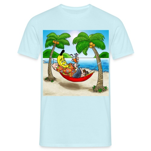 Just Chillin' - Men's T-Shirt