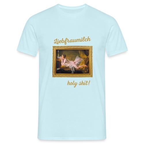 Liebfraumilch Reloaded - Männer T-Shirt