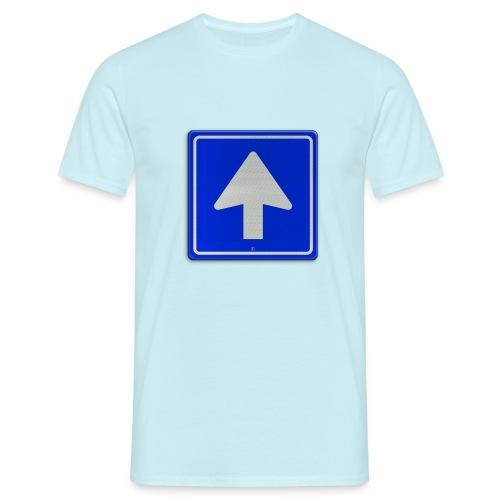 Traffic shirt 001 - Mannen T-shirt