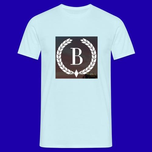 Brosherden - T-skjorte for menn