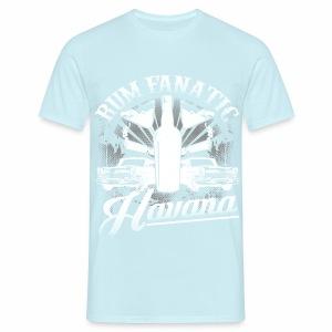 T-shirt Rum Fanatic - Havana - Koszulka męska