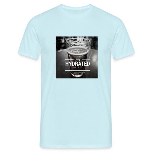 Stay Hydrated beer - Maglietta da uomo